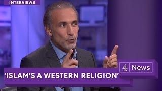 Tariq Ramadan 2017 Interview: Trump, Terrorism, and the Muslim Brotherhood