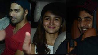 Sairat CELEB Review | Alia Bhatt, Varun Dhawan, Ranbir Kapoor