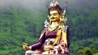 Seven Line Prayers & Prayer to Guru Rinpoche for Removing Obstacles with Lyrics