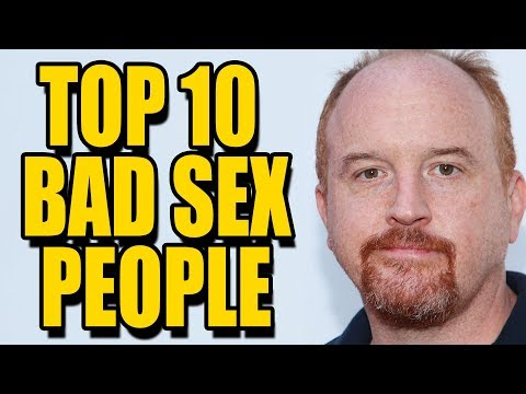 Xxx Mp4 BAD SEX PEOPLE Top 10 Hollywood Sex Scandals 3gp Sex