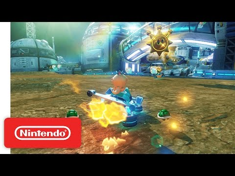 Mario Kart 8 Deluxe Overview Trailer Nintendo Switch