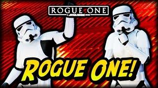 Rogue One Hype! - STAR WARS Battlefront Machinima Film