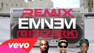 2pac vs Eazy-e vs Jay-z - Berzerk (Remix)