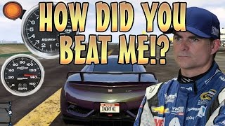 TROLLING RACE CAR EXPERT ONLINE WITH NITRO! (GTA 5 Mods)