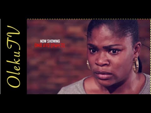 OMO AYO [Part 2] | Latest Yoruba Movie 2017 | Starring  Kunle Afod  Cover