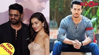 Prabhas and Shraddha at Saaho trailer launch | Tiger Shroff gives befitting reply to a fan & more