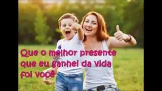 Cristina Mel - Obrigado Mãe Playback