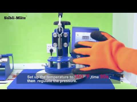 8 in 1 combo digital heat transfer press machine