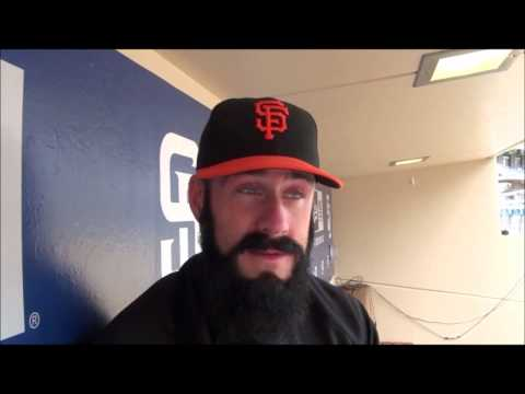 Giants Brian Wilson on Return from DL, Clubhouse, Fame & Charlie Sheen