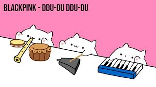 "Bongo Cat - BLACKPINK ""DDU-DU DDU-DU"" (K-POP)"