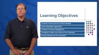 Session 01: Objective 1 - What Is Corporate Finance?