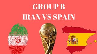 REACTIONS - Iran vs Spain | The 2018 World Cup.