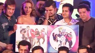 UNCUT:Music Launch Of Marathi Film FU Friendship Unlimited With Lulian Vantur And Sukhwinder