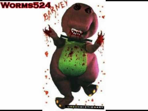 CreepyPasta Loquendo 3 El Episodio Perdido De Barney