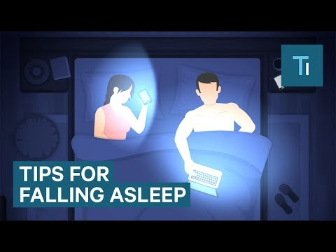 5 Tips For Falling Asleep Quicker According To A Sleep Expert