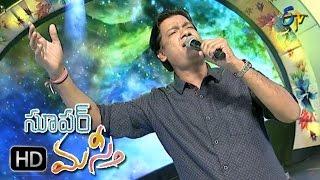 Om Shivoham Song   Vijay Prakash Performance   Super Masti   Ongole   7th May 2017   ETV Telugu