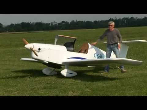 SD 1 Minisport homebuilt ultralight aircraft