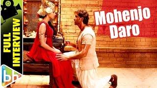 Hrithik Roshan | Pooja Hegde | Mohenjo Daro | Full Interview | Aamir Khan | Rapid Fire
