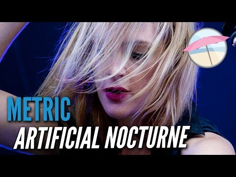 Metric - Artificial Nocturne (Live at the Edge)