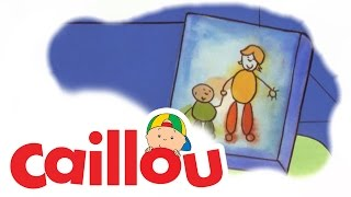 Caillou - Caillou and Daddy  (S01E39) | Cartoon for Kids