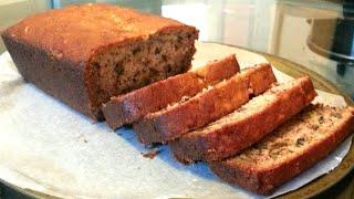 How to make MOIST Banana Nut Bread