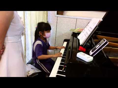 鳳陽花鼓~林華翧鋼琴演奏