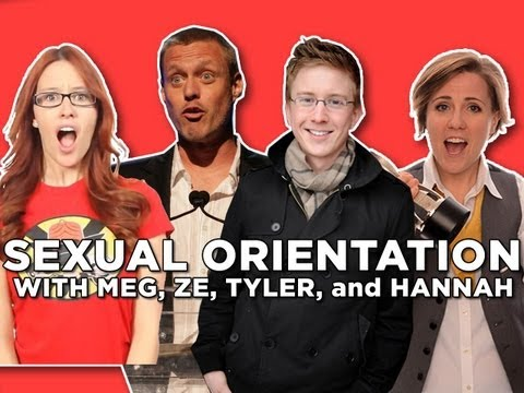 On Sexual Orientation, with Hannah, Ze, Tyler, and Meg