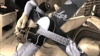 Avenged Sevenfold - Dear God guitar cover