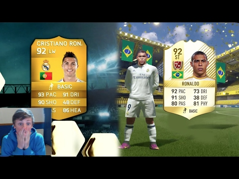 20 PACKS THAT CHANGED FIFA HISTORY! ► 2014 - 2017