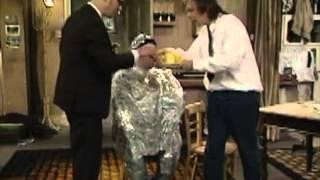 Bottom Series 2 Episode 2 Burglary Part 2/2