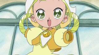 Ojamajo Doremi Motto Transform Momoko from Patissier into a Witch (HD/HQ)