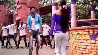 Porechhi preme te dhora mashallah Video Song   Lover Number One 2015 By Bappy & Porimoni HD1