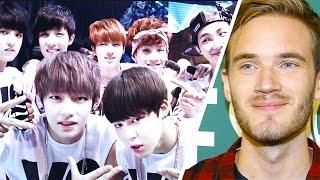 BTS UNFOLLOWED PEWDIEPIE?