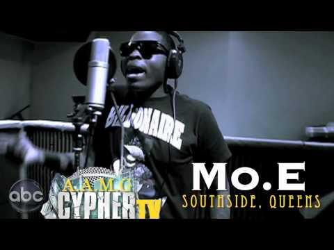 A.A.M.G Presents The abc Network Hop-Hip 2012 Cypher Part 7