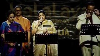 Wonderful live performance by S P Balasubramaniam & K S Chithra