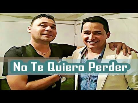 No Te Quiero Perder Jean Carlos Centeno & Jorge Celedón