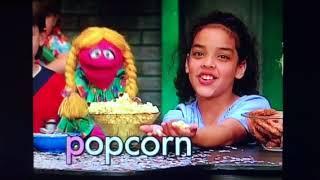 Sesame Street: Do the Alphabet - The Letter P Scene