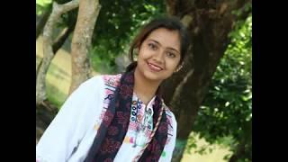 রবীন্দ্র সঙ্গীত - শিল্পী তাসফিয়া তিমিদা -পাগলা হাওয়ার বাদল দিনে পাগল আমার মন