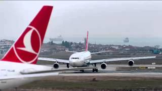 (Official) Turkish Airlines Boarding Music   Landing