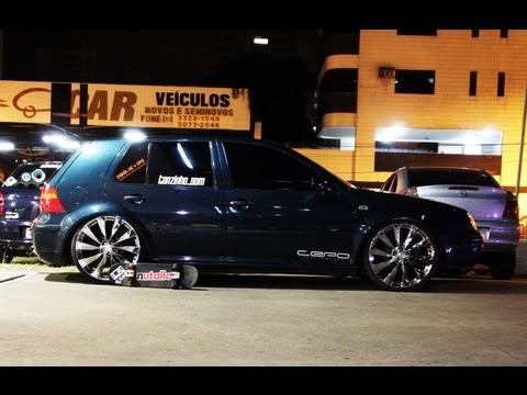 Golf Sapão Chrome Wheels aro 20 FIXA RecifeTuning