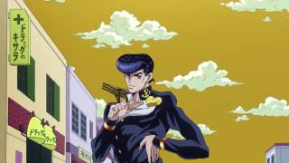 JJBA Diamond is Unbreakable - Goodbye Morioh Town