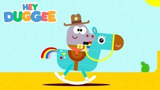 The Rocking Horse Badge -  Hey Duggee Series 1 - Hey Duggee