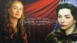 MultiFandom | Game of Survival {HBD Analia Sultan :*}