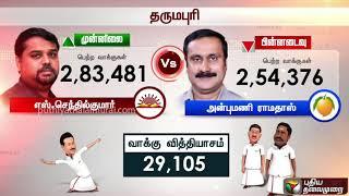 தமிழக தேர்தல் முடிவு: அதிமுக Vs திமுக | ADMK Vs DMk