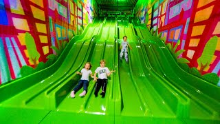 Fun Indoor Playground for Kids at Andy