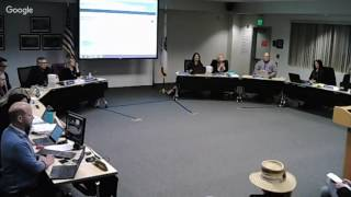 Regular Meeting of the Board of Education for Martinez USD - 1/9/17