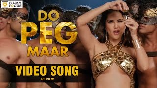 Do peg Maar Song Review || One Night Stand Movie || Sunny Leone - Filmyfocus.com