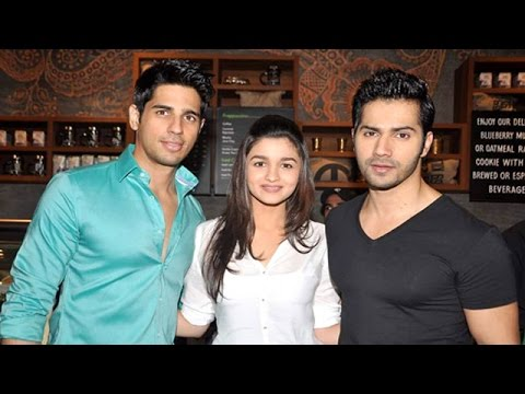 Xxx Mp4 WOW Varun Dhawan Alia Bhatt And Sidharth Malhotra Come Together ONCE AGAIN Bollywood News 3gp Sex