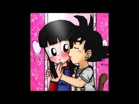 Goku XXX Chi chi