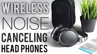Sennheiser HD 4.50BTNC Noise Canceling Wireless Headphones Review